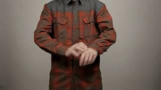 72446 Sidewinder Flannel Shirt