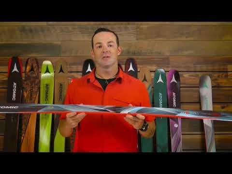 Atomic Vantage 90 CTI Skis - Women's