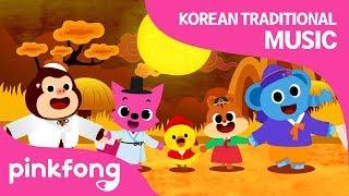 Play Korean Games | Korean Traditional Music | Pinkfong Songs for Children