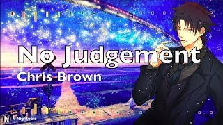 「Nightcore」→ Chris Brown Indigo Album   BP No Judgement