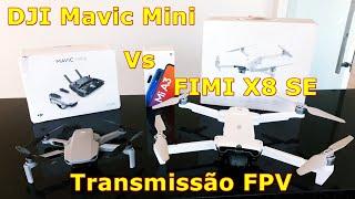 Mavic Mini Vs Fimi X8 SE FPV