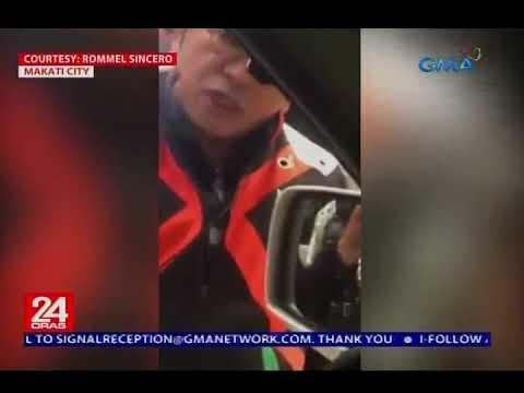 [GMA]  Paniniket ng enforcer sa isang UV Express driver na nasa tamang sakayan naman daw, inirereklamo