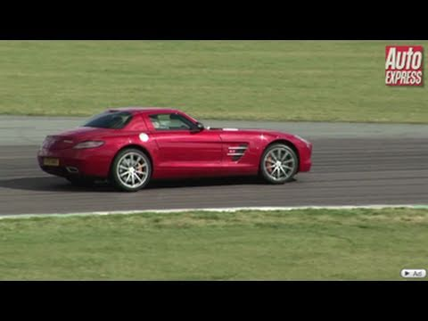 Mercedes SLS AMG review - Auto Express Performance Car of the Year