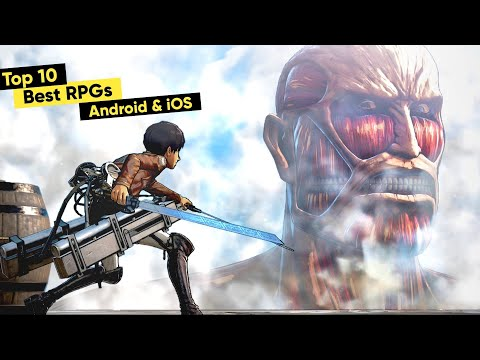 Top 10 Best RPG Games for Android & iOS 2021 (MMORPGs | Anime Games | ARPG)