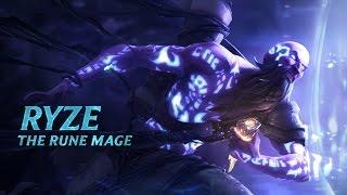 Ryze: Champion Spotlight | Gameplay - League of Legends