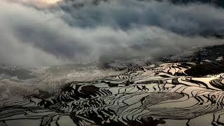Video : China : YuanYang rice terraces, YunNan 雲南元陽梯田 (Scenic China Special, 2018 - 1)