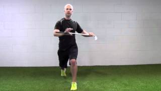 Golf Fitness Video - Longer drives by increasing separation