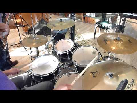 Drums   POV   Cover   Praise and Worship   Lord I Lift Your Name On High