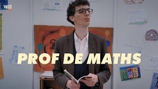 Prof de Maths - La Villa Ginette