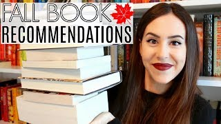 Fall Book Recommendations || Favourite/Must Read Horror & Thriller Books