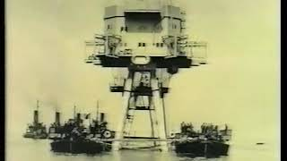 THE MAUNSELL SEAFORT TOWERS UNSEEN FOOTAGE