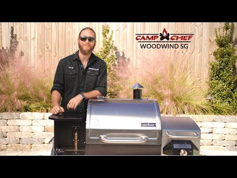 Camp Chef Woodwind SG Wood Fired Pellet Grill Overview