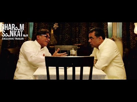 Dharam Sankat Mein | Official Trailer | In Cinemas 10th April 2015