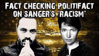 Planned Parenthood's Margaret Sanger.. Not Really Racist?