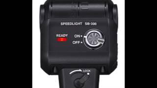 Nikon Speedlight SB 300 Review