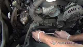 Serpentine Belt Replacement Chevrolet Tahoe