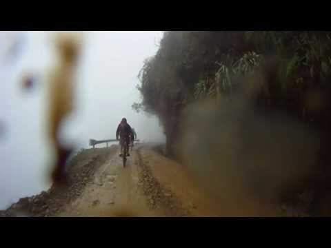 Death Road Bolivia By Bike - Camino De La Muerte, Bolivia, En Bicicleta - 2013 - MTB Mp3