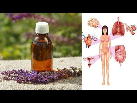 Video 8 Amazing Benefits of Clary Sage Essential Oil | Natural Cures