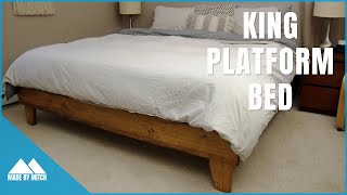 How to Make a King Bed