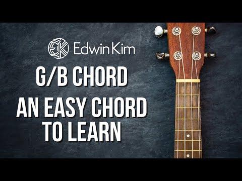 G/B Chord - An Easy Guitar Chord To Learn