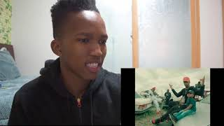 Gambar cover Emtee -  Plug (Official Music Video) REACTION