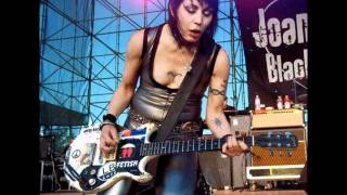 Joan Jett - '' I  WANNA BE YOUR DOG '' ( LIVE ) 1988