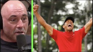 Joe Rogan On Tiger Woods Winning The Masters