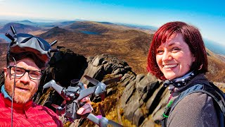 She Couldn't Believe Her Eyes // DJI FPV Drone & Pocket 2 Hiking Vlog in The Mourne Mountains