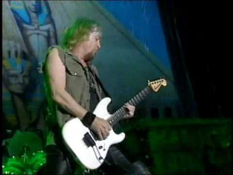 Wasted Years - Iron Maiden - Chile 2009