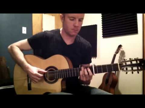 David Bowie: Where Are We Now? | fingerstyle guitar