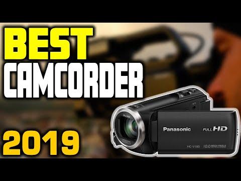 5 Best Camcorder of 2018