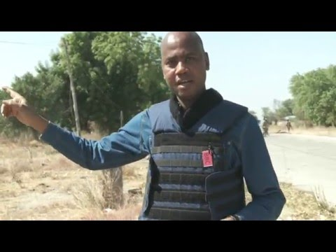 Exclusive: BBC Africa travels to Boko Haram's stronghold