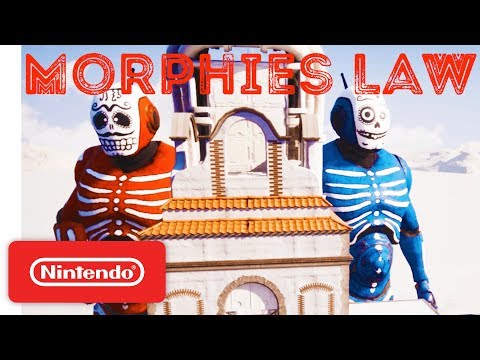 Morphies Law: PAX West Trailer - Nintendo Switch thumbnail