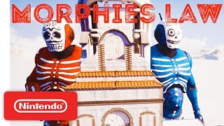 Morphies Law: PAX West Trailer - Nintendo Switch