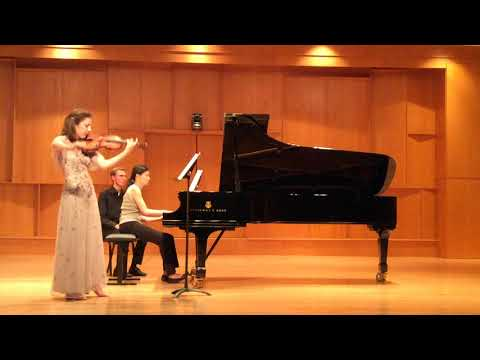 Sonata in C minor for Violin & Piano, op. 45 - Eduard Grieg