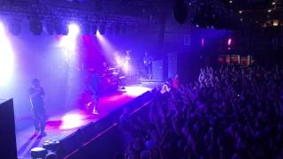 5 - World Peace - Dizzy Wright (Live in Raleigh, NC - 3/19/16)