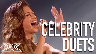 Top Celebrity Duets | Beyoncé, Robbie Williams, Christina Aguilera & MORE | X Factor Global - Video Youtube