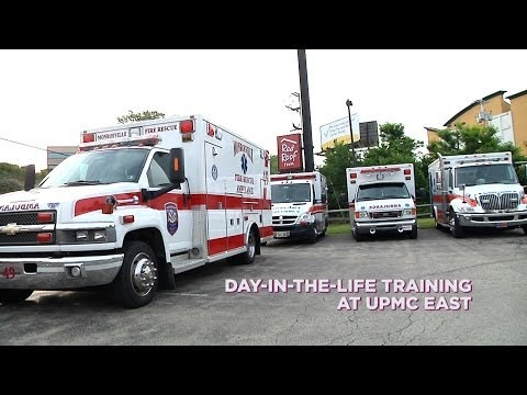Emergency Department Training at UPMC East
