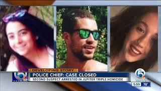 Second Suspect Arrested In Jupiter Triple Homicide