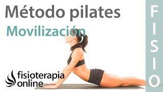 Aprender Pilates - Movilización y Estabilización de la espalda