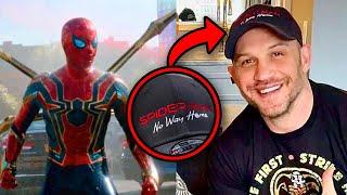 SPIDERMAN NO WAY HOME Venom Crossover? Post-Credit Scene Theory!