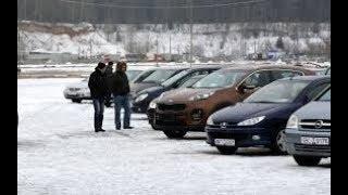 Киевский авторынок. Изменились ли цены на автомобили???