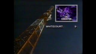 CBC Edmonton (CBXT) Sign-Off (1992)