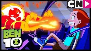 Çılgın Sürüş   Ben 10 Türkçe   çizgi film   Cartoon Network Türkiye