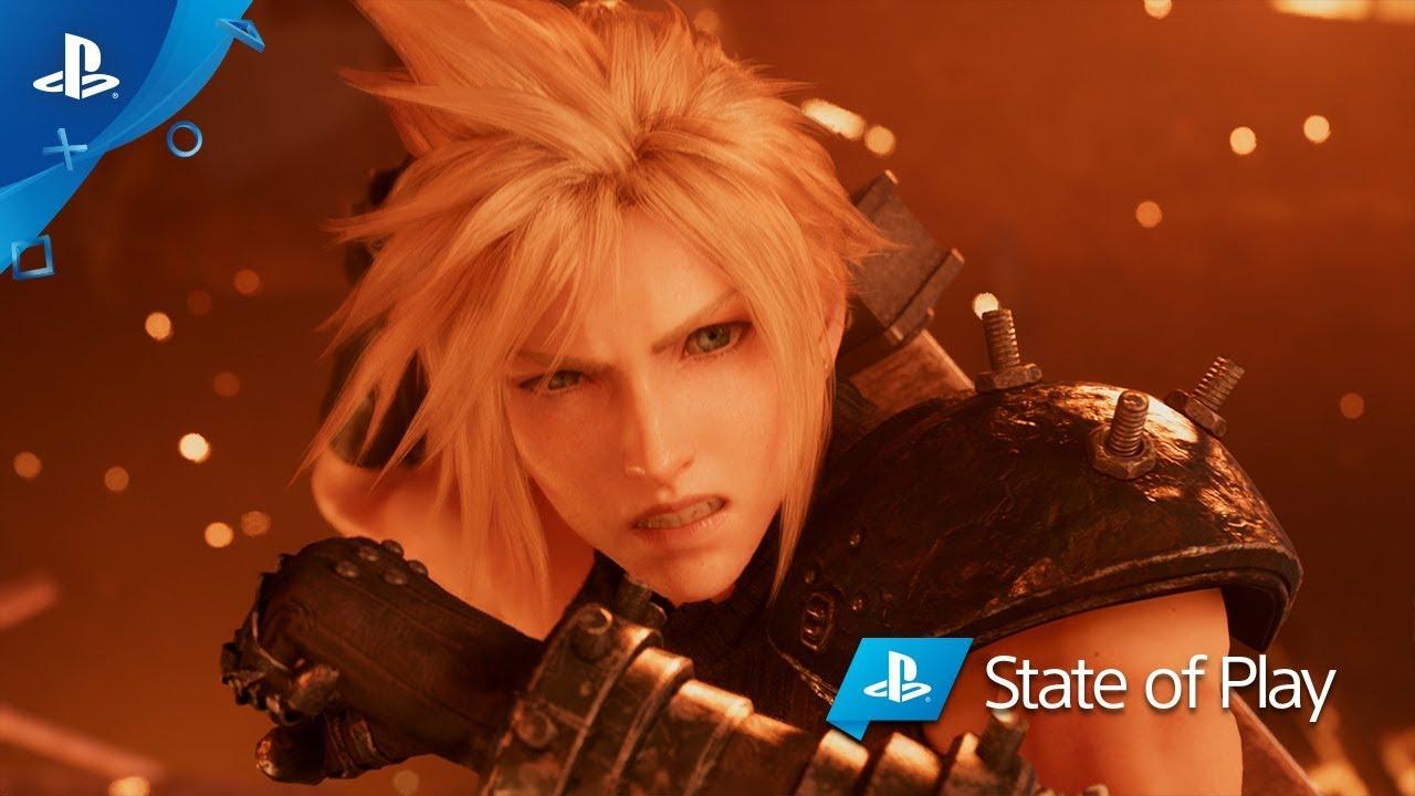 Uma Nova Olhada em Final Fantasy VII Remake