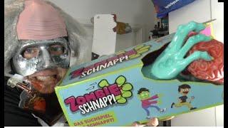 Zombie Schnapp! [Mattel Games] Ideal für Halloween  Review