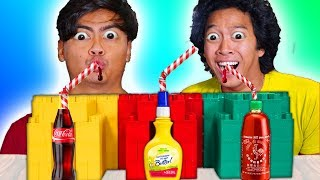Choose The Right Mystery Drink Challenge - $10,000