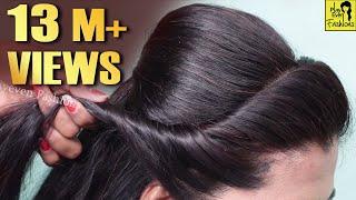 Easy & Cute Wedding Hairstyle For Girls | BRIDAL HAIRSTYLES | Hair Style Girl || Hairstyles 2019