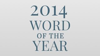 Merriam Webster - 2014 Word Of The Year: Behind The Scenes
