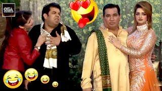 Kurri Nu Hath Lao Nasir Chinyoti, Naseem Vicky & Zafri Khan Full Comedy Clip 2020